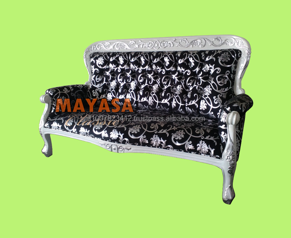 Classic Sofa Motif Furniture Indonesia