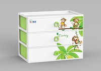 Plastic Cabinet/ Storage Drawer - Skype: July.le2407