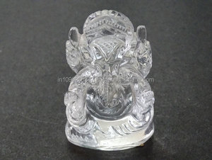 Crystal Quartz Ganesha Wholesaler Manufacturer