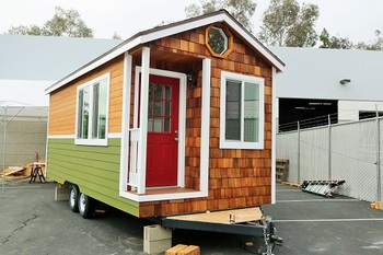 9 X 22 Mobile Tiny House Nw Bungalow Fully Finished W
