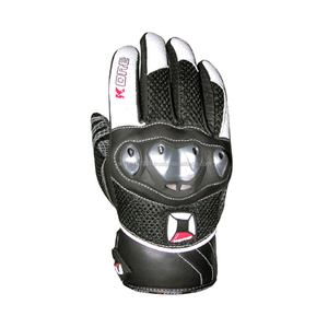 Motorbike Gloves - Racing Gloves - Leather Gloves for Bikers