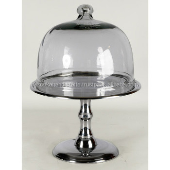 wedding cake stands to buy wedding cake stand silver cake holder with lid metal cake 8767
