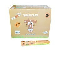 Smokiiz PRE Rolled Smoking Cones (King Size RAW) UNBLEACHED - 40boxes X 50Pcs