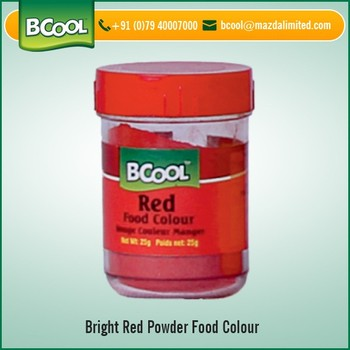 2017 Most Selling Bright Red Powder Food Color At Reasonable Rate ...