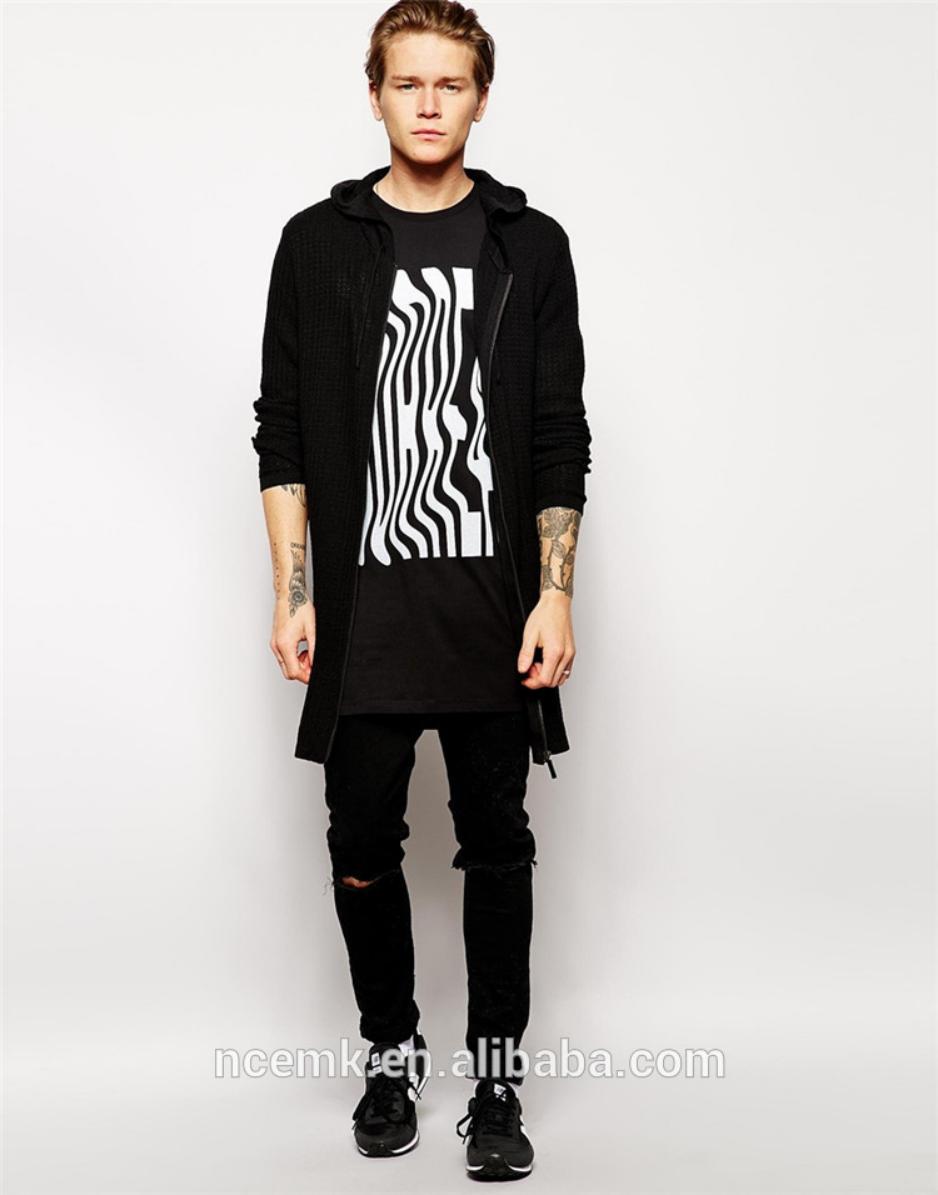 2016 Popular Oem Longline Custom T Shirt For Men Made In China ...