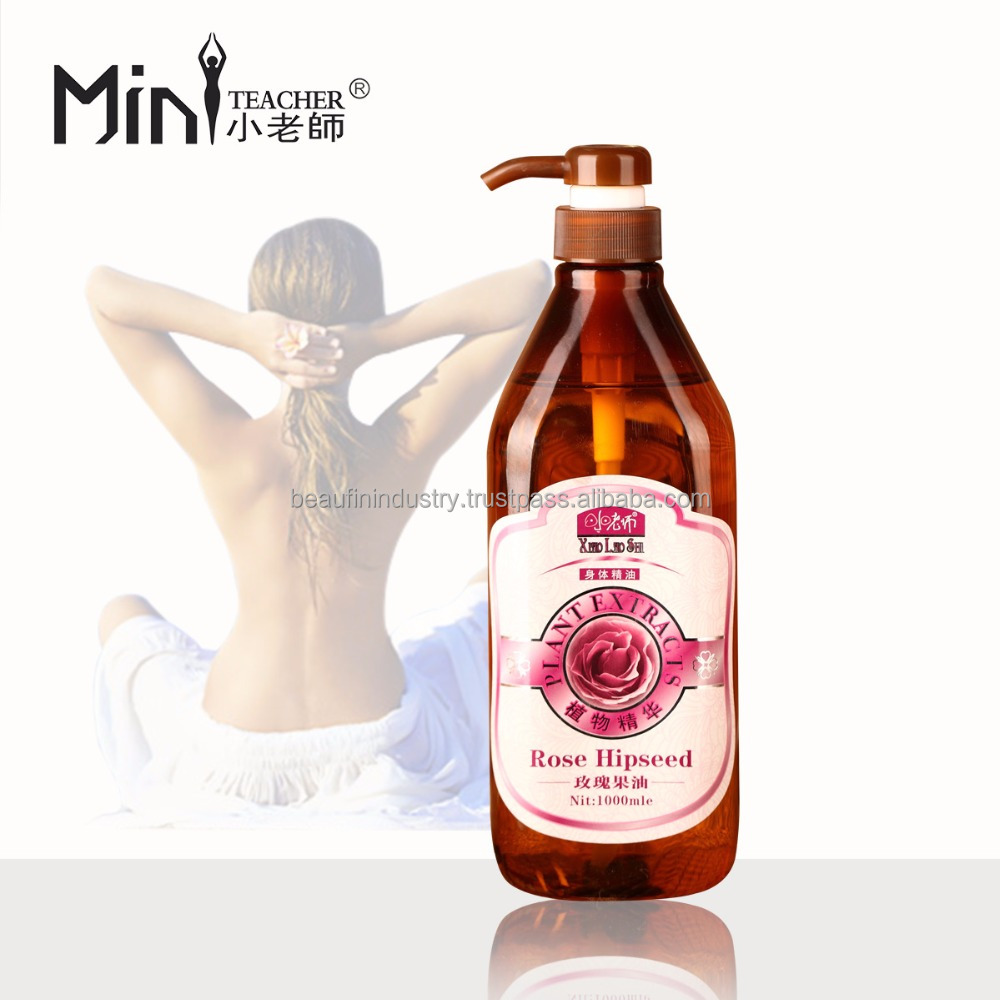 Suitable For Sensitive Skin Basic Tawny Rose Full Body Massage Oil For Adult