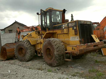 Used Cat 960f Wheel Loader - Buy Cat 950f Loader,Cat 963 Loader,Used Cat  966 Loader Product on Alibaba com