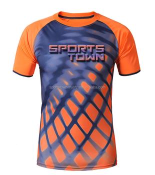 32f01614b84 Latest Full Set Sublimation Design Cuastom Soccer Jerseys Football Shirt