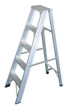 Aluminum Ladder A Type Multi Purpose Extension Ladder