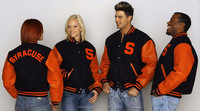 Beautifully Designed Custom Varsity Jackets With Chenille Patches, Logo Embroidered, With Different Team Name &