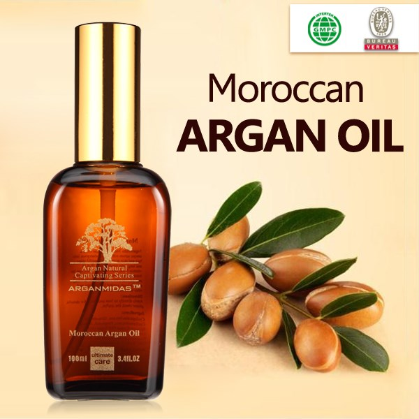 Hot new products for 2017 selling all natural moroccan hair oils