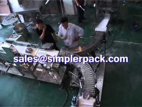 Automatic coffee packing machine, automatic packaging machinery suppliers!