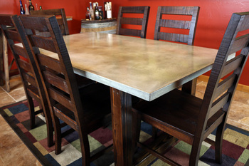 Concrete Dining Table ChairLightweight Table Top Buy Dining Table - Concrete dining table and chairs