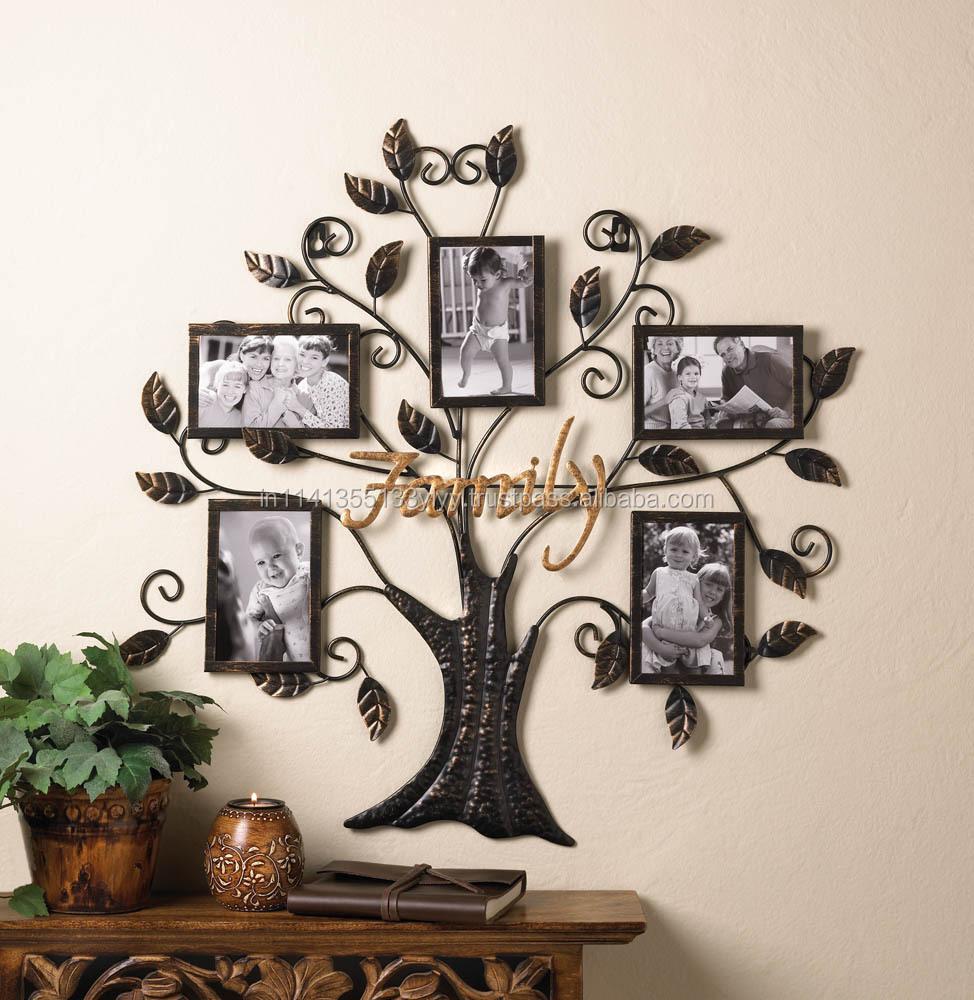 Finden Sie Hohe Qualität Eisen Stammbaum Bilderrahmen Hersteller und ...