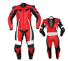 Mens leather motorbike new suit