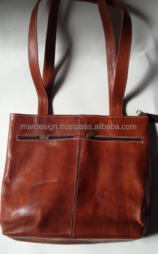 3597c0cf1e Morocco Shoulder Bag Leather