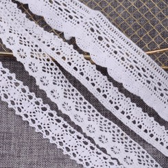 wrinkle cotton Lace
