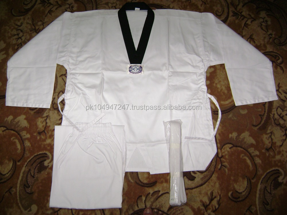 custom Teakwondo uniform
