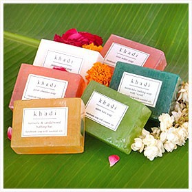 Handmade Natural ingredients used Herbal Beauty Soaps