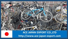 High grade used electric bicycles various type available from Japan