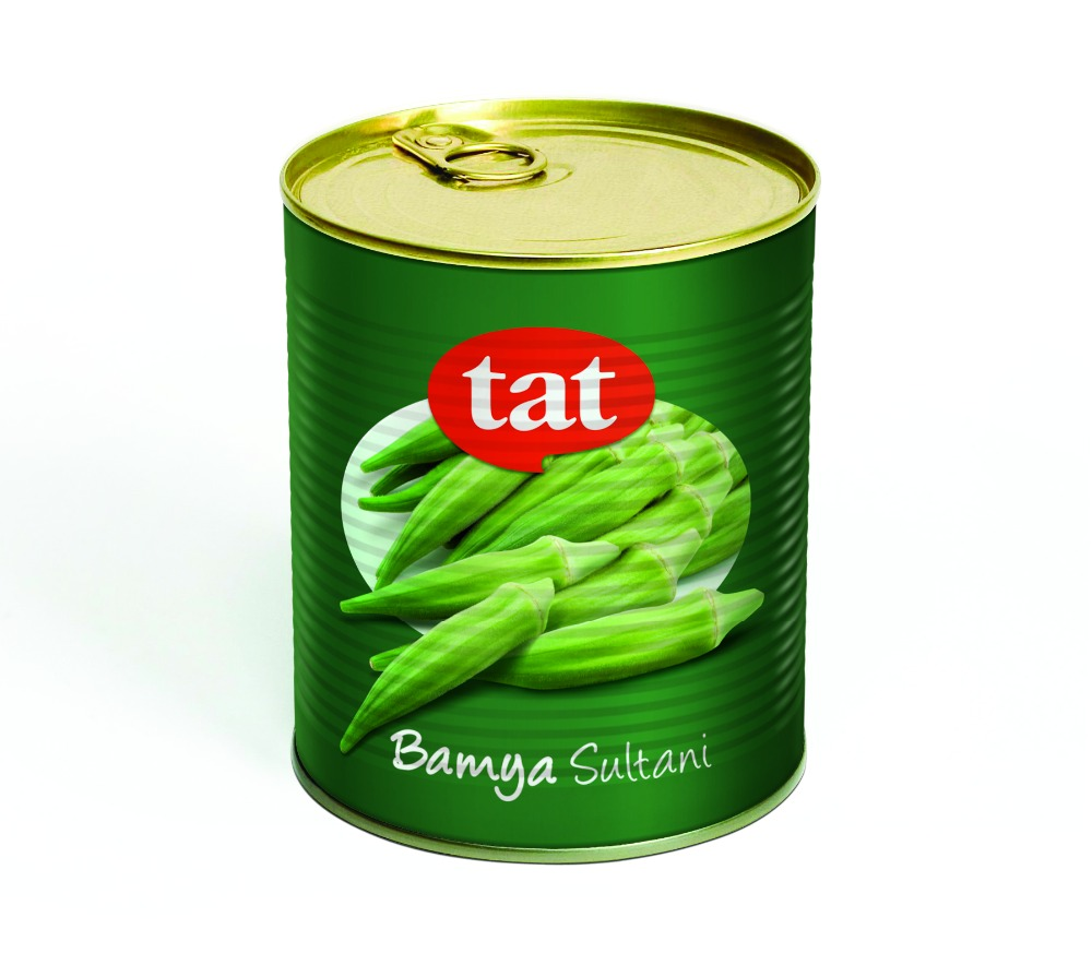 "TAT Okra ""Sultani"" in Can"