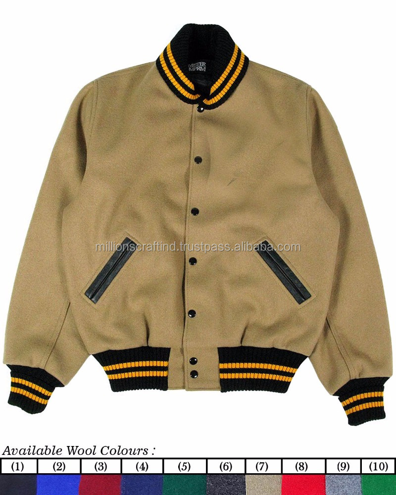 New Custom high quality winter man coat & jacket , men jacket & overcoat, wholesale alibaba varsity jacket