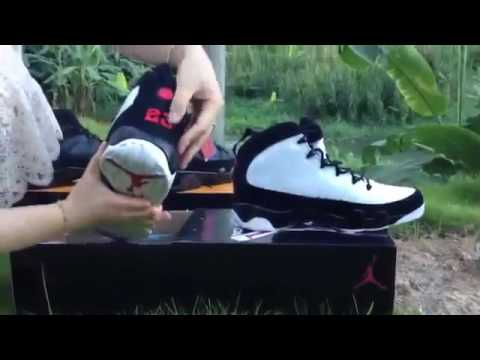 Get Quotations · Authentic Nike Air Jordan 9 Retro Sports Basketball Shoes  Shoes 2016 For Sale review