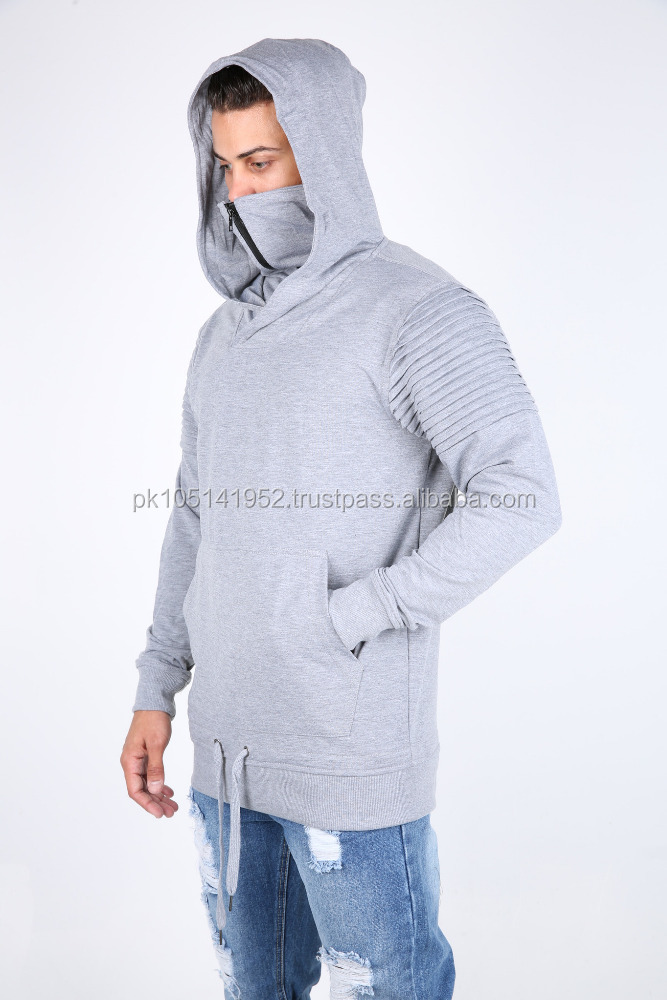 Wholesale OEM Custom Cheap Mens White Pullover Hoodies/High Quality Plain Hoodie For Mens Custom Made Hoodies Pullovers Facotry