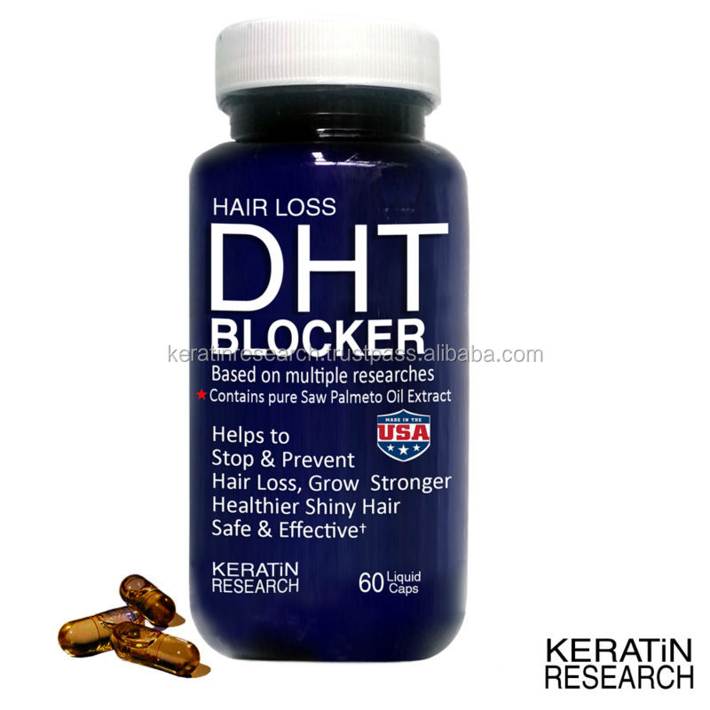 Hair Loss Dht Blocker Natural Supplement
