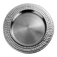 silver plated charger plates for sale