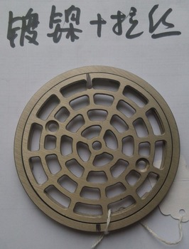 Floor Drains Grate Cover Sump Stainless Steel Best Quality