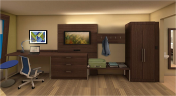F 243 Rmula Azul Holiday Inn Express Nuevo Hotel Muebles Buy