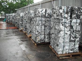 Pure 99.9% Aluminum Scrap 6063 / Alloy Wheels Scrap