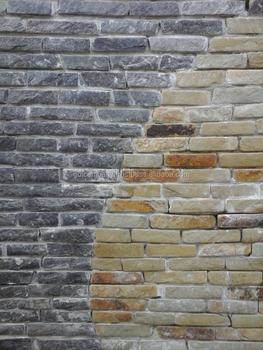 Mayor Apilados Piedra Pared Apilados Piedra Pizarra Jardineras - Fuentes-de-piedra-de-pared