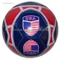 High quality official size and weight soccer bal