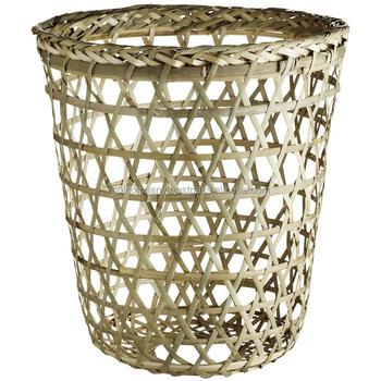 Bambus Korbe Basdome Korbe Basopen Lampe Lampenschirm Bambus