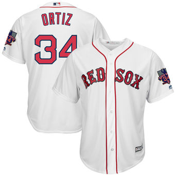 finest selection 62579 288ff red sox button up jersey