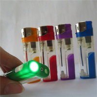 Standard Quality Gas Lighters Plastic Disposable cigarette cheap Prices