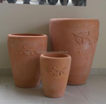 Terracotta Pot - Buy Terracotta Flower Pot,Terracotta Head Planter,Large  Terracotta Pots Product on Alibaba com