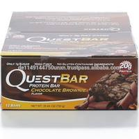 Quest Nutrition Natural Protein Bar, Strawberry Cheesecake - 12 pack, 2.12 oz