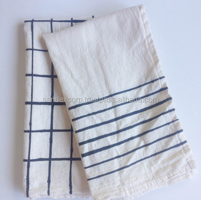 Pattern For Knitted Tea Towels