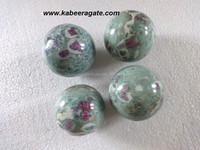 Wholesale sphere/ wholesale ball / Ruby Fuchsite ball