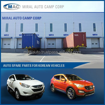 Spare Parts For Hyundai Santa Fe,Tuscon(ix35) Etc - Buy Korean Passenger  Car Parts,Hyundai Spare Parts,Auto Spare Parts For Korean Vehicles Product  on