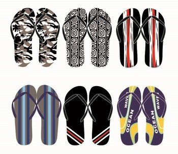 a46400fc7 Mens Printed Flip Flops  mens  1 - Buy Slippers Product on Alibaba ...