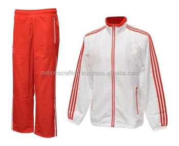 online store d9301 65c92 Red and White color Mens Tracksuits and Jogging Suits high quality