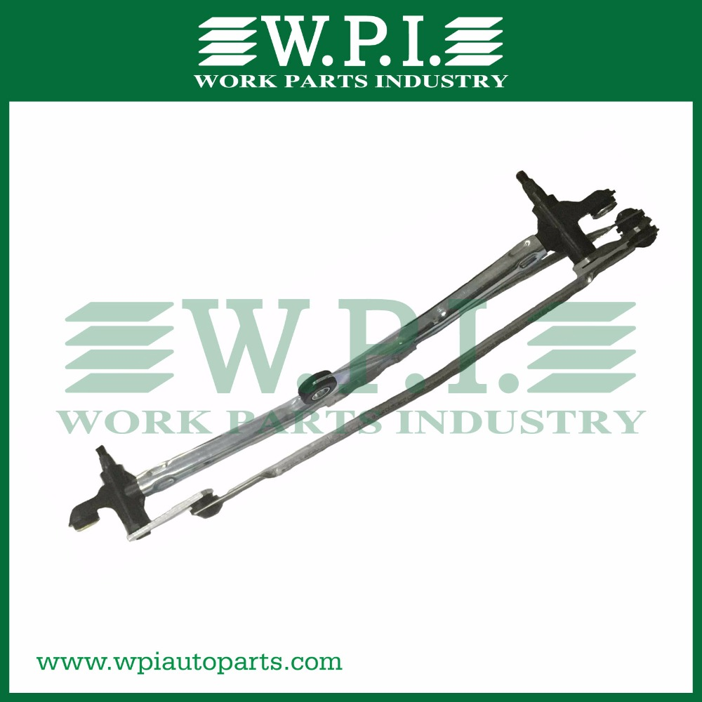 Wiper linkage assembly for Peugeot Bipper, Citroen Nemo, Fiat Fiorino, 1354851080