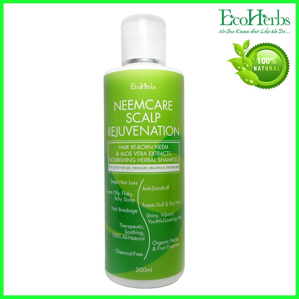Ecoherbs Neemcare Shampoo Scalp Rejuvenation (aloe Vera Rich ...