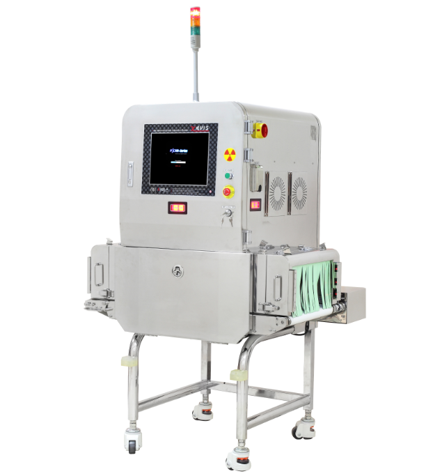 Xavis X-ray inspection system for food Fscna-4500