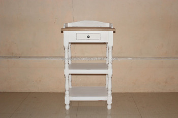 Furniture Shabby Chic Indonesia - Stand Table Shabby