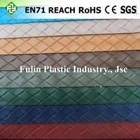 Synthetic Leather Tear Abrasion Resistant PVC Leather for Car Seat Cover Fabric,furniture